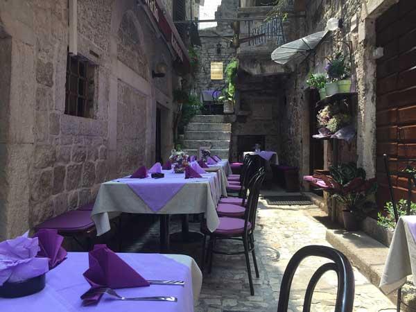 dove mangiare ristorante-green