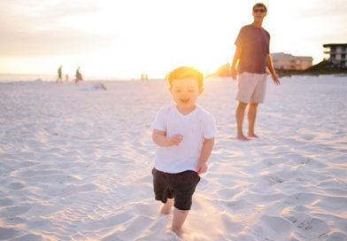 Bambini al mare . Mamma in spiaggia . La mia esperienza
